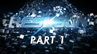 Resogun PS4 Gameplay - Part 1 - ACIS