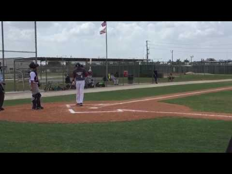 Brian Montanez rbi double
