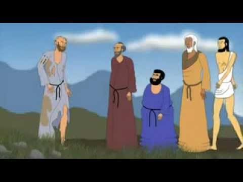 The Book Of Job Animation Youtube