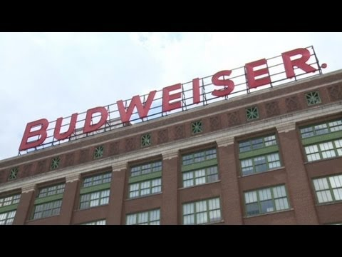 Inside Budweiser's Largest Brewery