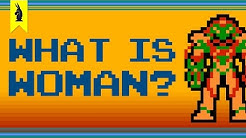 What is Woman? (de Beauvoir + Metroid) – 8-Bit Philosophy
