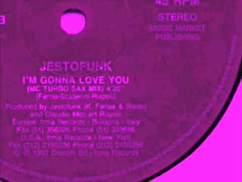 Jestofunk   For Your Precious Love