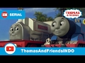 Thomas & Friends Indonesia: Thomas Menggunakan Rem - Bagian 3