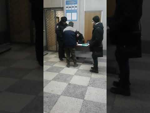 Вот так работает полиция г.Батайска ростовской обл.беспредел
