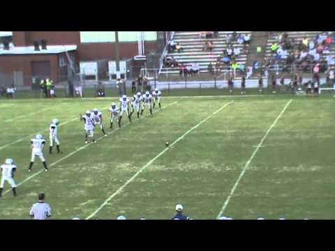 Trevor Rockett's Big Hit #11 Siegel Middle School