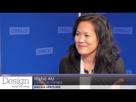 Irene Au from Khosla Ventures Interview - O