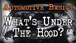 Car Basics - What's under the Hood?