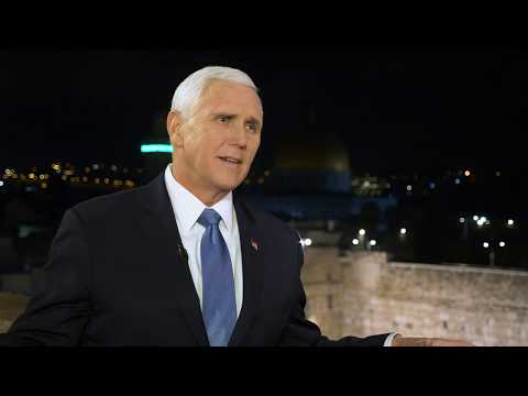 VP Pence To CBN News: Congress Hasn't Done Enough To Confront Anti-Semitism