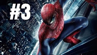 The Amazing Spider-Man Gameplay Walkthrough Part 3 -  Ending - No Commentary (PC 60FPS)