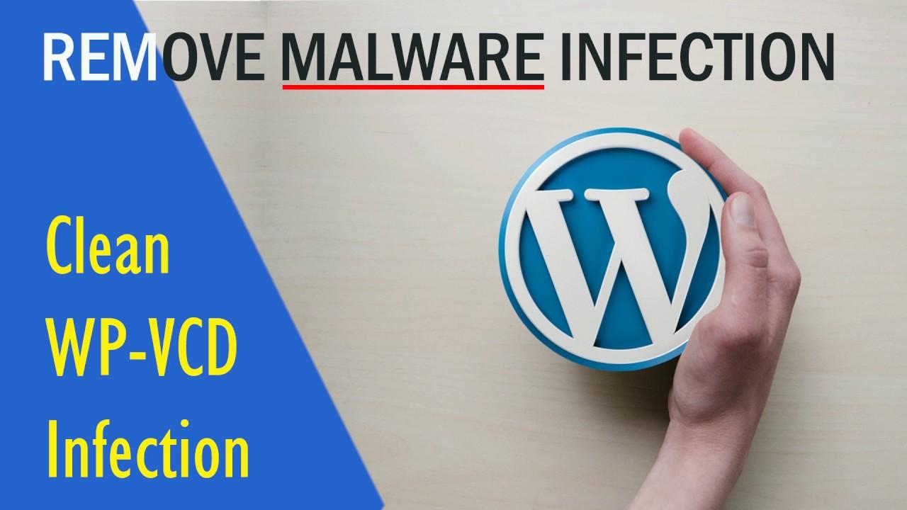 wordpress malware removal | WP-VCD clean malware