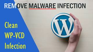 wordpress malware removal  | WP-VCD clean malware