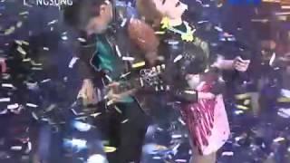 AAN GEISHA GITAR KITA TIDAK SEDANG BERCINTA LAGI dewa 19 Feat Yoyo Launching Album Ke 3 GEISHA