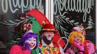 White Rocks Caroling Clowns.mov