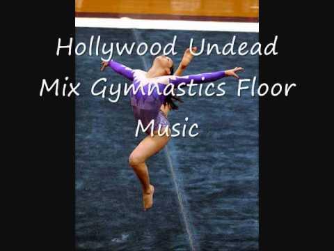 Hollywood Undead Mix Gymnastics Floor Music Youtube