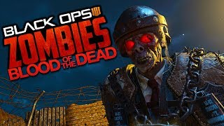 "Black Ops 4 ""BLOOD OF THE DEAD"" 1st Attempt (Call of Duty: BO4…"