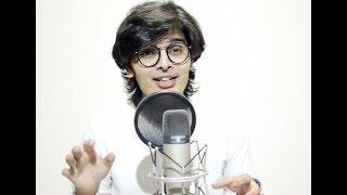 Hrudayat Vaje Something (Reprise Cover)  Ti Saddhya Kay Karte   Abhijeet Chavan  