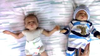 Ashton Drake Sweet Dreams Baby Jacob Armature Removed