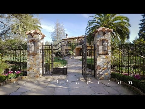 Presenting 247 Atherton Avenue Atherton CA
