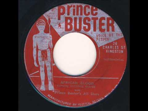 Prince Buster All Stars The Glory Of Love Another Sad Nite