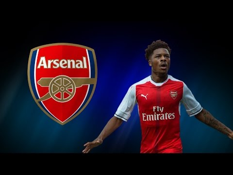 Chuba Akpom ● All Goals - 2016/2017 ● Arsenal FC