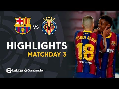 Highlights FC Barcelona