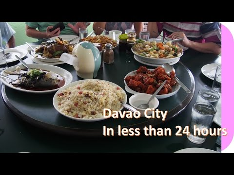 Vlog: Davao City in Less than 24 hours