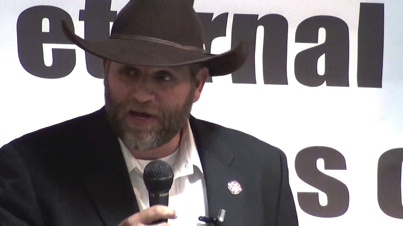 Hat Stand Freedom Ammon Bundy Stand For Freedom