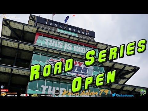 iRacing Indyanapolis Road Series... A subir la licencia Road ^^