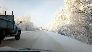 Вождение, уроки в зимних, сложных условиях