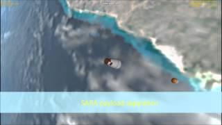 VS40 SARA suborbital simulation