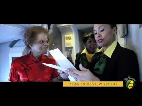 Fly Jamaica Year
