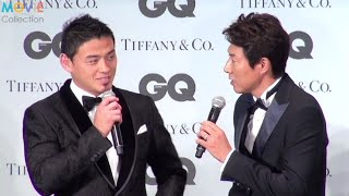 チャンネル登録はこちら!http://goo.gl/ruQ5N7 男性誌『GQ JAPAN』が20...