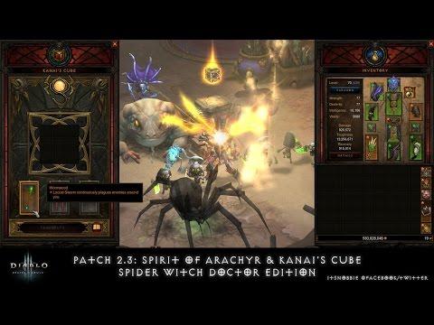 Pet Build Season  Diablo  Hexer