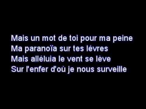 Kyo-LEnfer (+Paroles/Lyrics)