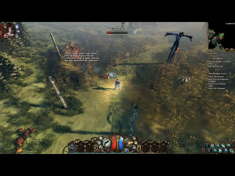 The Incredible Adventures of Van Helsing - Bit of the First Woods Level |