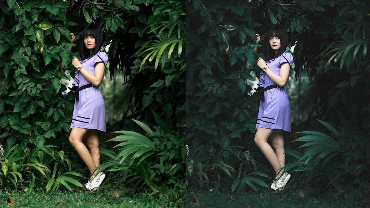 Cara Edit foto Keren di photoshop Cs6 Dengan mudah - YouTube