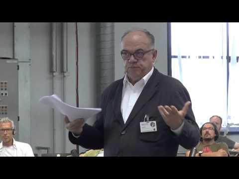 POST CITY Symposium II: Connecting Cities – Connecting Citizens / Adolf Krischanitz (AT)