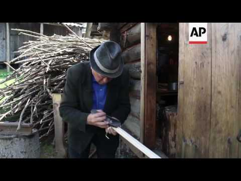 The world's longest wind instrument - the trembita