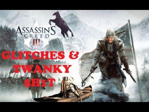AC3 Glitches & Twanky $H1T - Sword Twirll