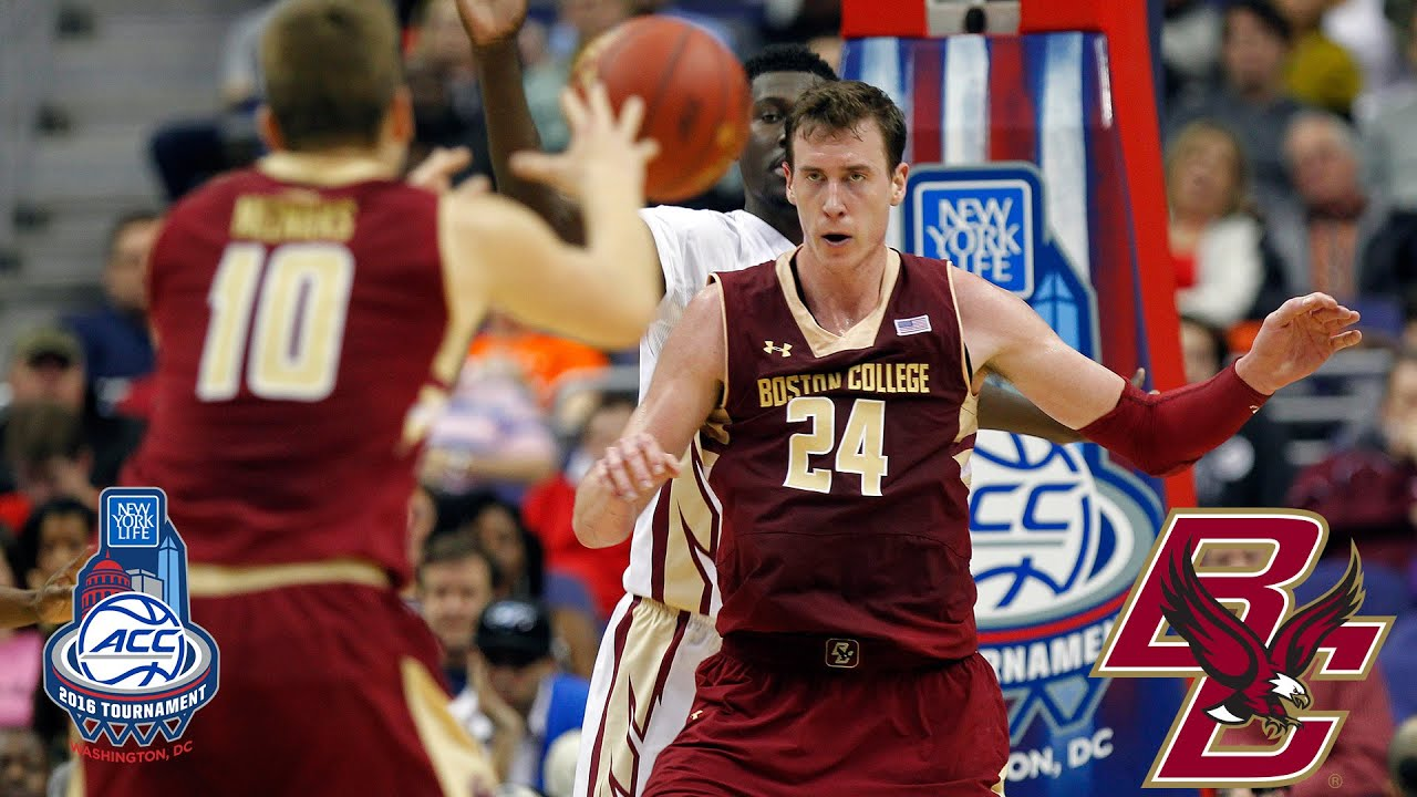 Boston College Basketball Emotional After Final Game Of