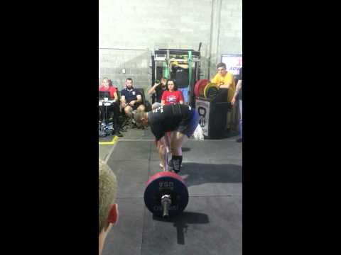 Tuffnutz- Jim Huber- B N 3- 220kg deadlift