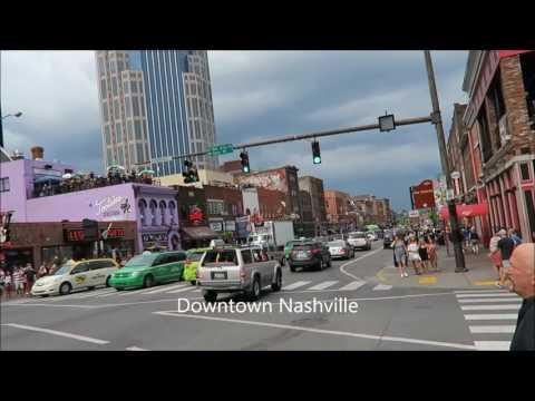 Roadtrip to Nashville