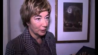 Выставка в Орле-Библейские образы Марка Шагала