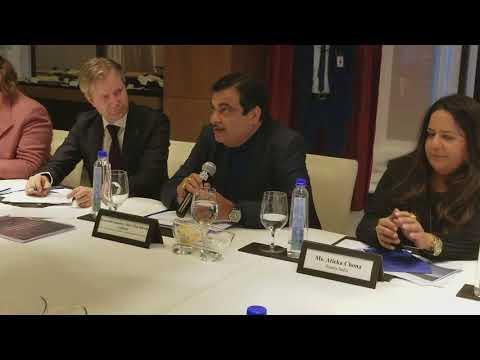 Nitin Gadkar :Round table disc...