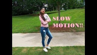 Slow Motion -Bharat| Bollywood dance Choreography|Muskan Vig