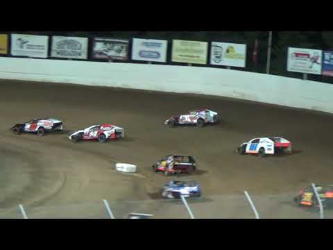 Grays Harbor Raceway, September 1, 2019, Modified A-Main