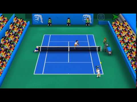 Replay from Tennis Champs Returns!