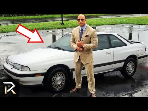 10 Rich Athletes Who Drive Regular Vehicles