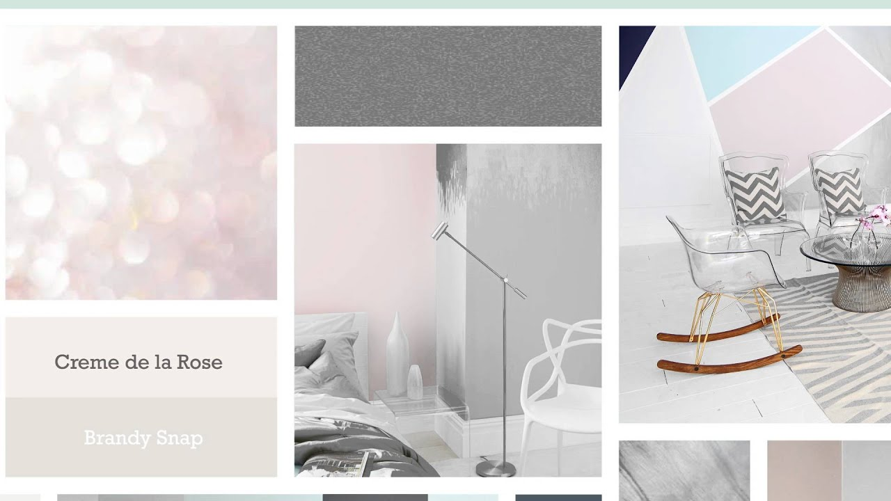 Colour Trends Spring Summer 2016 Shimmer Interior Paint Ideas