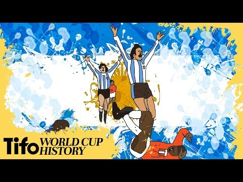 Argentina 1978 | A History Of The World Cup